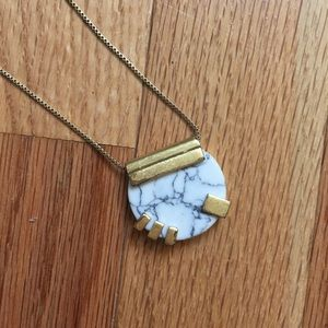 MADEWELL Stonehold Pendant Necklace